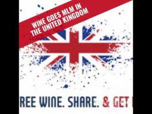 Wine Goes MLM in United Kingdom